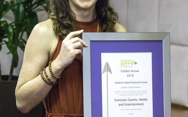 SUNCOAST SCOOPS ANOTHER INDUSTRY AWARD