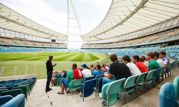 Stadium Tours –  Moses Mabhida Stadium