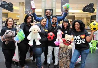 East Coast Radio's Toy Story raises R1m