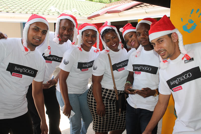 Santa's Suncoast Helpers Spread Festive Cheer In Chesterville