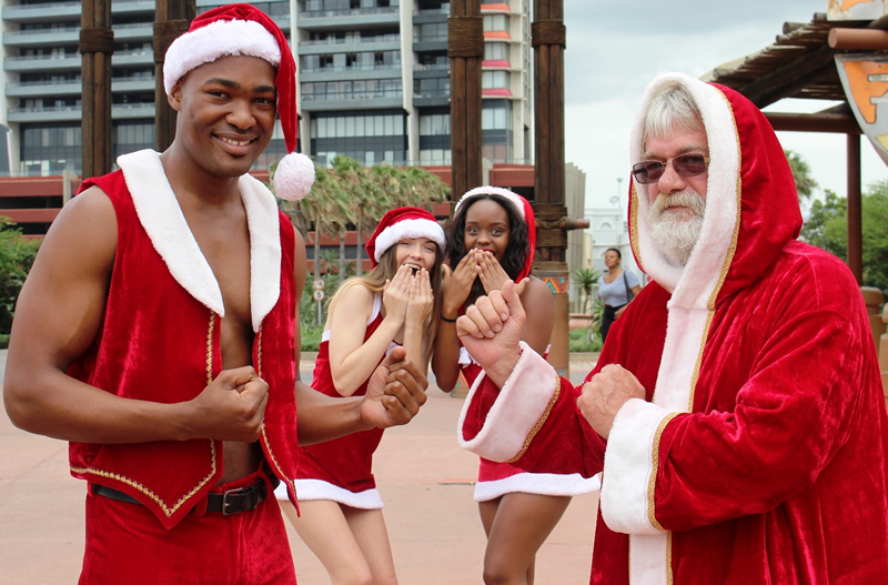Festive Fun lives at uShaka Marine World!