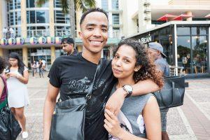 Owen Ndokweni & Saaliha Rehaman