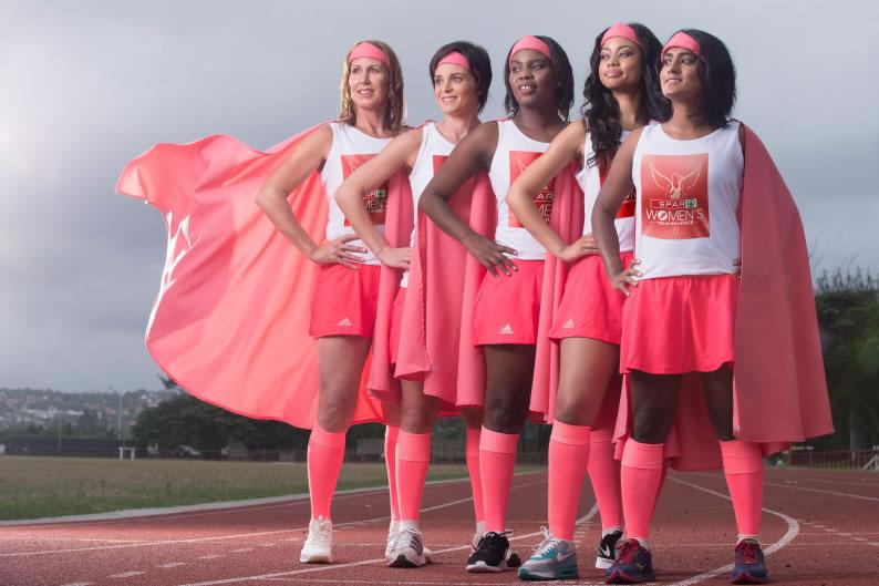 Durban SPAR Womens 10/5km Challenge  Sunday, June 11