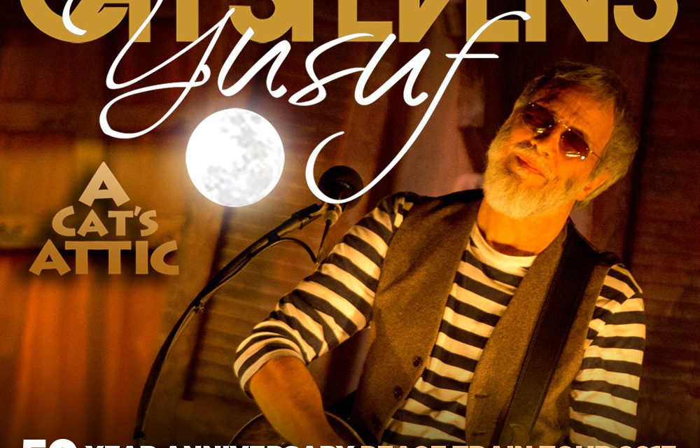 Yusuf Cat Stevens Touring South Africa for the Very First Time