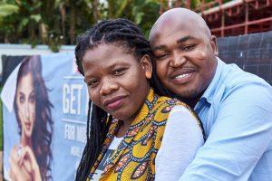 Faith Nxele, Sandile Dlamini