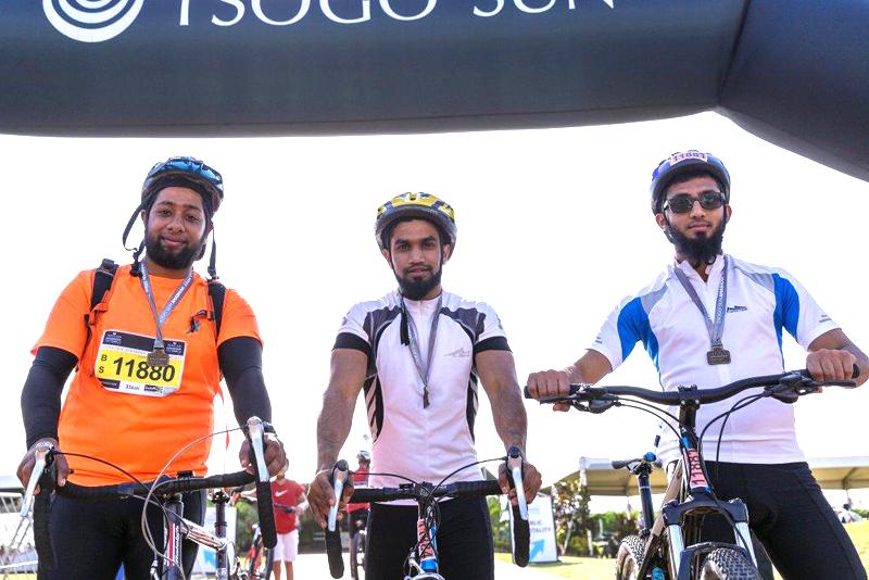 Zaheer Lokhat, Saklaine Mahomed & Mohammed Bassa