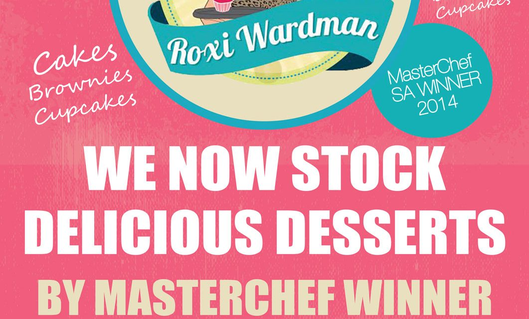 DL Boutique & Cafe now stocking delicious desserts by Roxi Wardman