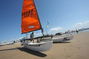 Al Gorlei from Durban's North Beach