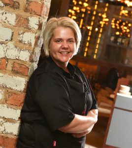 Janine Fourie new executive chef