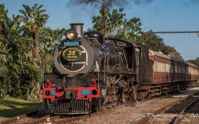 K07 Umgeni Steam Railway