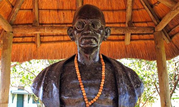 F02 Mahatma Gandhi Settlement