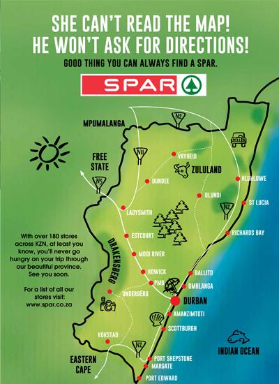Eyadini Lounge Durban Routes