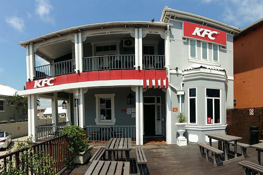 B55 KFC Florida Road
