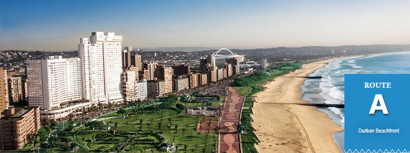 Durban Routes | Your route based guide to Durban and surrounding areas