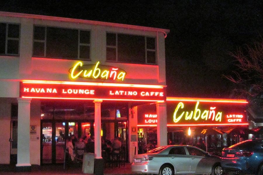 B54 Cubana