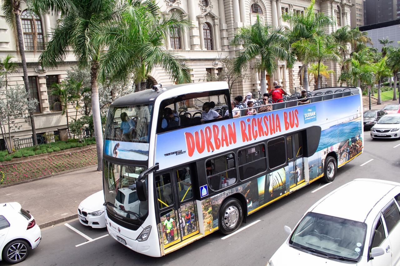 Durban Ricksha Bus