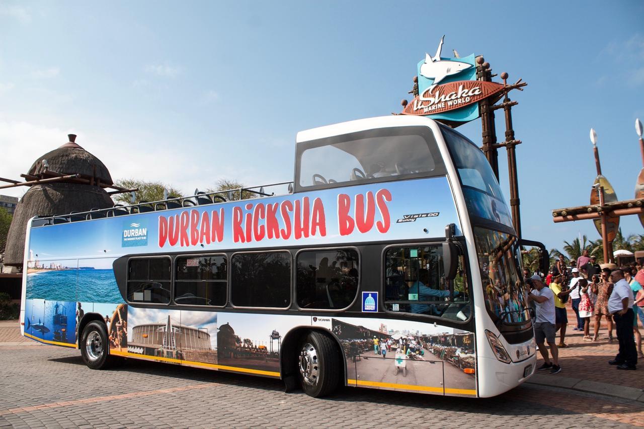 Durban Ricksha Tours